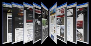 teaser-websites